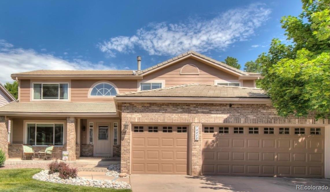 10485 Colby Canyon Drive, Highlands Ranch, CO 80129 - #: 5939999