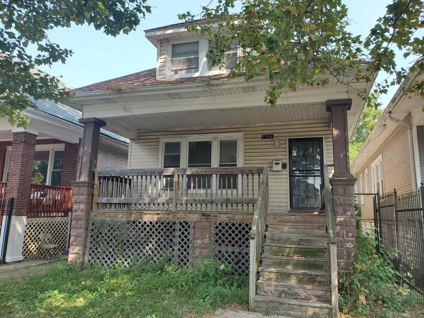 1506 W 72nd Place, Chicago, IL 60636 - #: 11166480