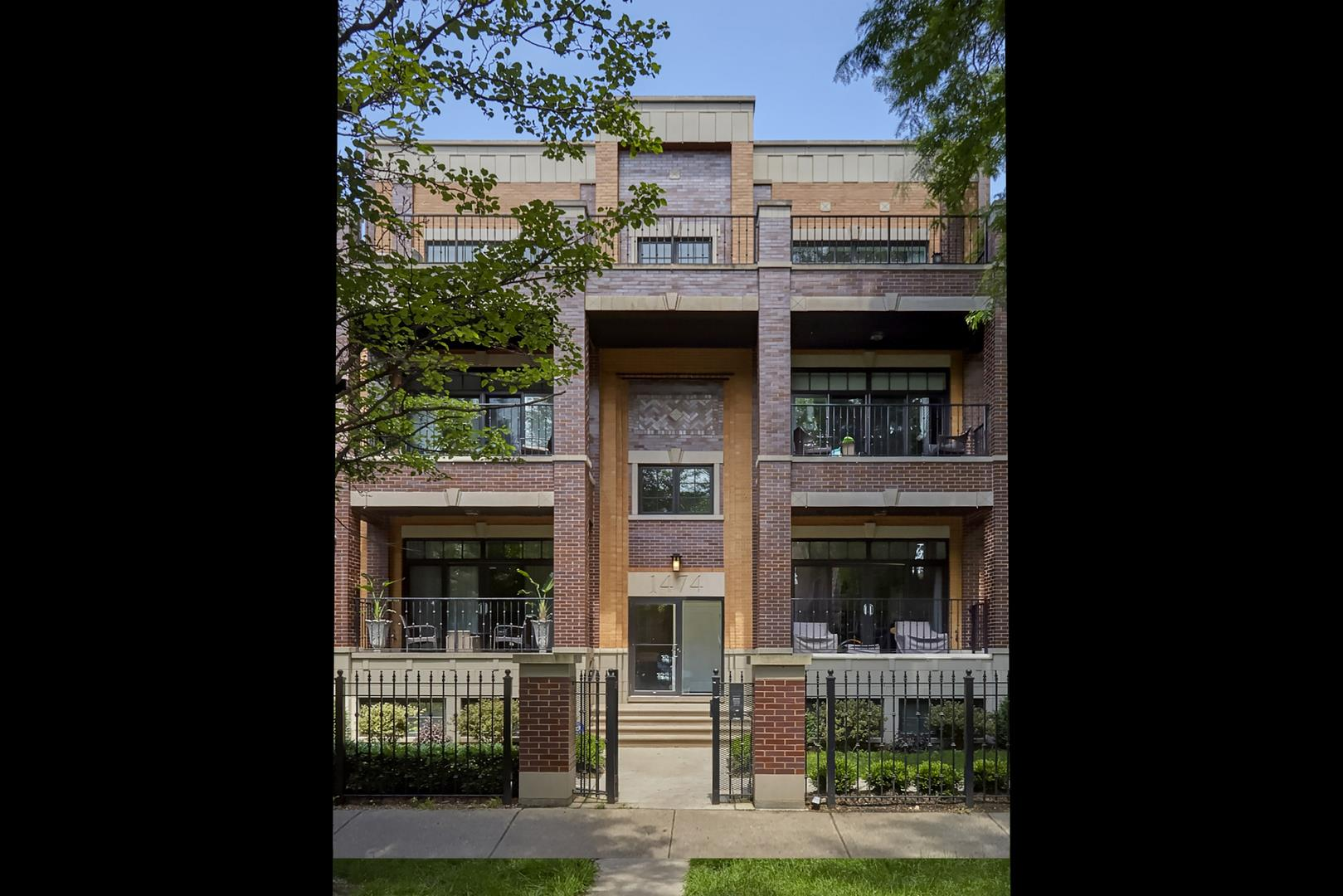 1474 W Byron Street #PH, Chicago, IL 60613 - #: 10996000
