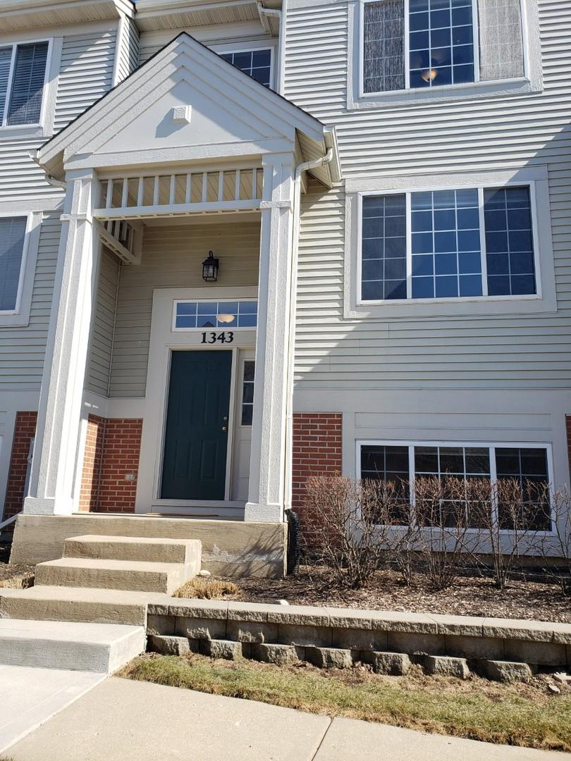 1343 New Haven Drive #1343, Cary, IL 60013 - #: 11018001