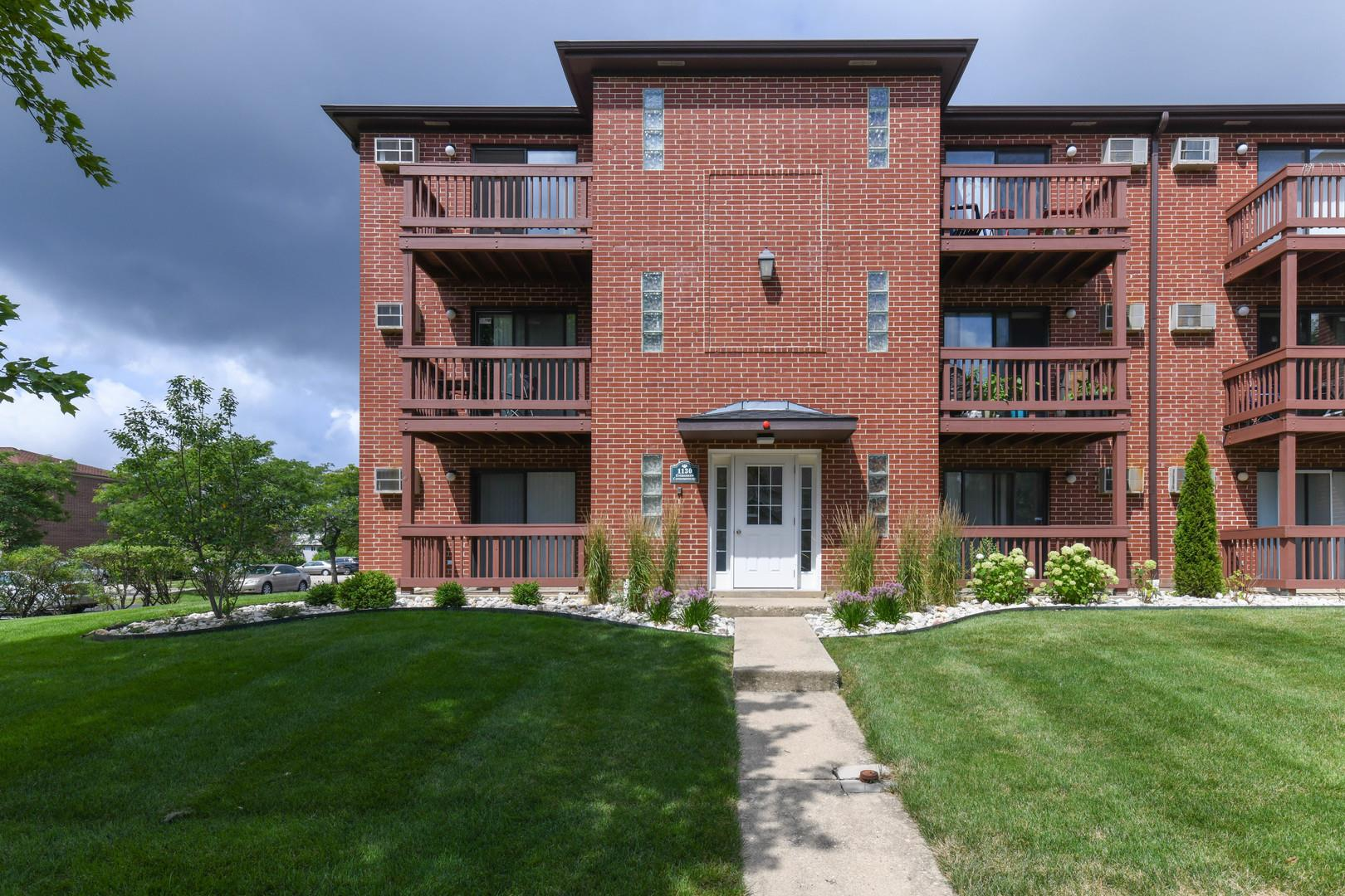 1130 Evergreen Avenue #1A, Glendale Heights, IL 60139 - #: 10794002