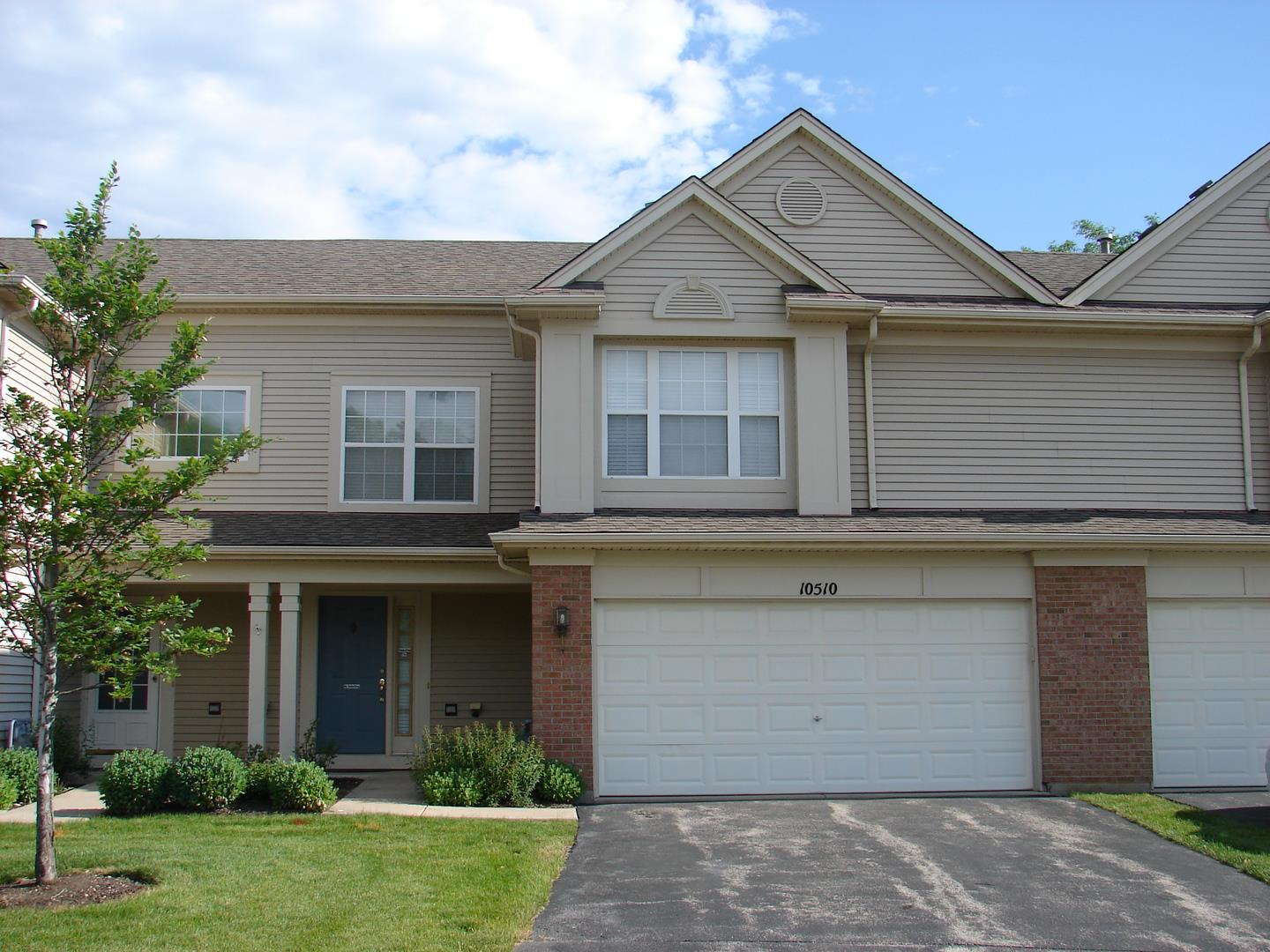 10510 Wakefield Lane #10510, Huntley, IL 60142 - #: 10734003