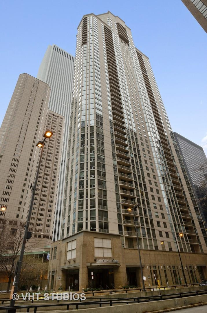 222 N Columbus Drive #3606, Chicago, IL 60601 - #: 10989004