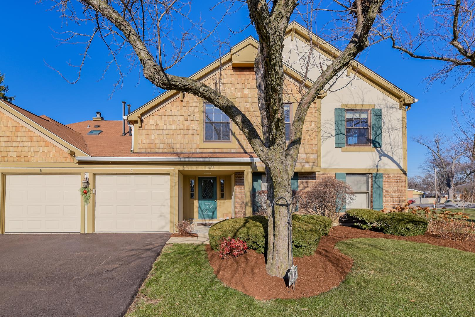 1675 Grosvenor Circle #D, Wheaton, IL 60189 - #: 10982005