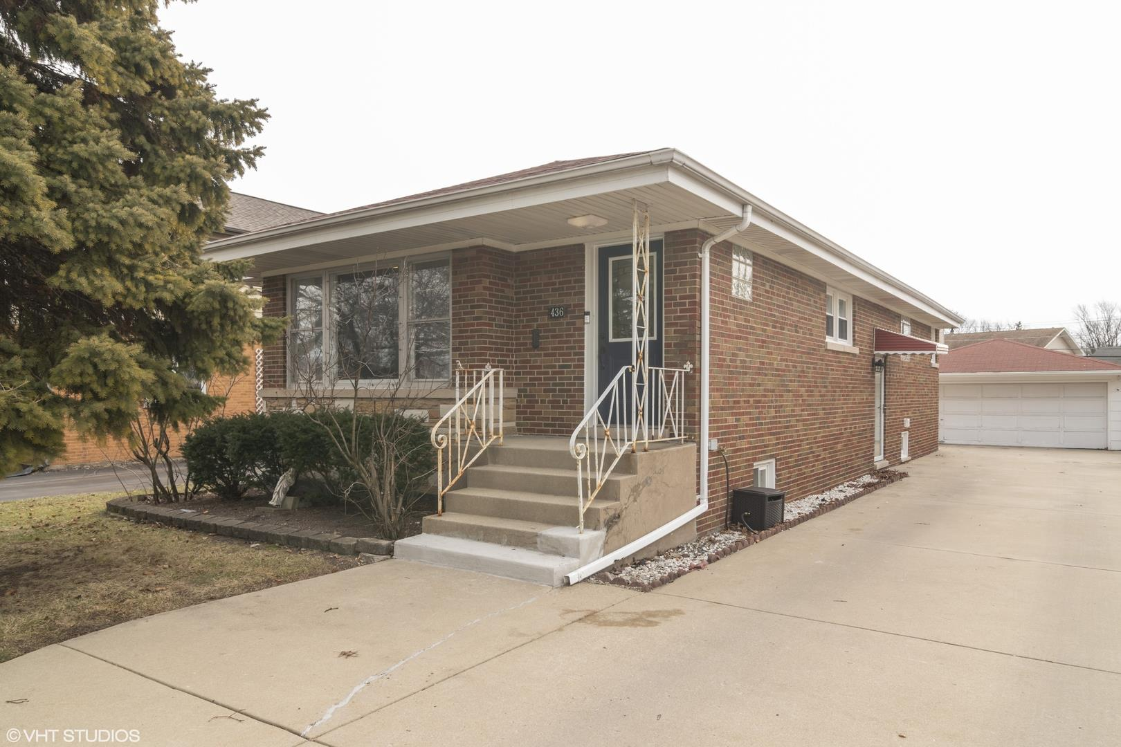 436 E BUTTERFIELD Road, Elmhurst, IL 60126 - #: 11003005