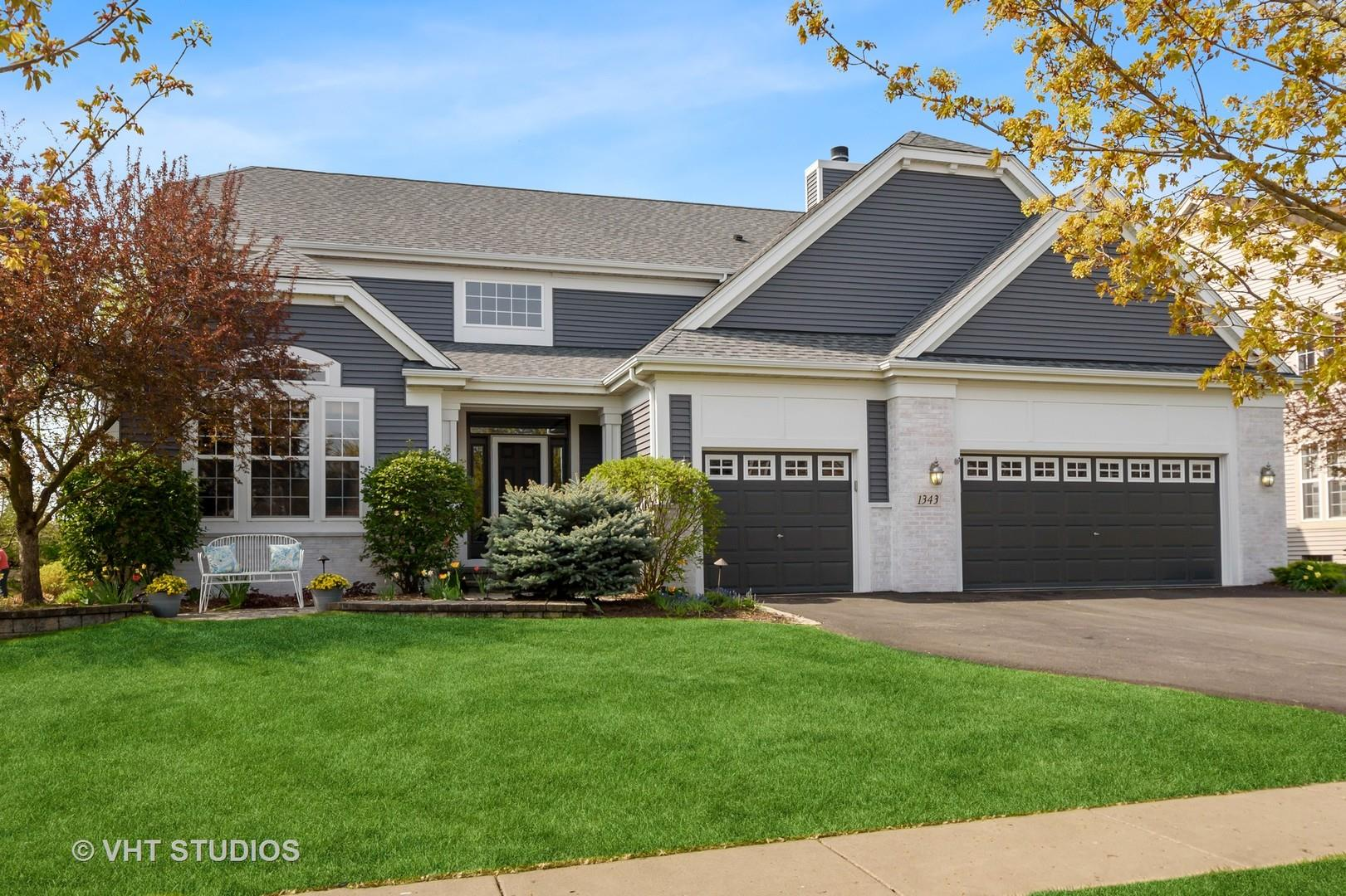 1343 Mulberry Lane, Cary, IL 60013 - #: 11070005