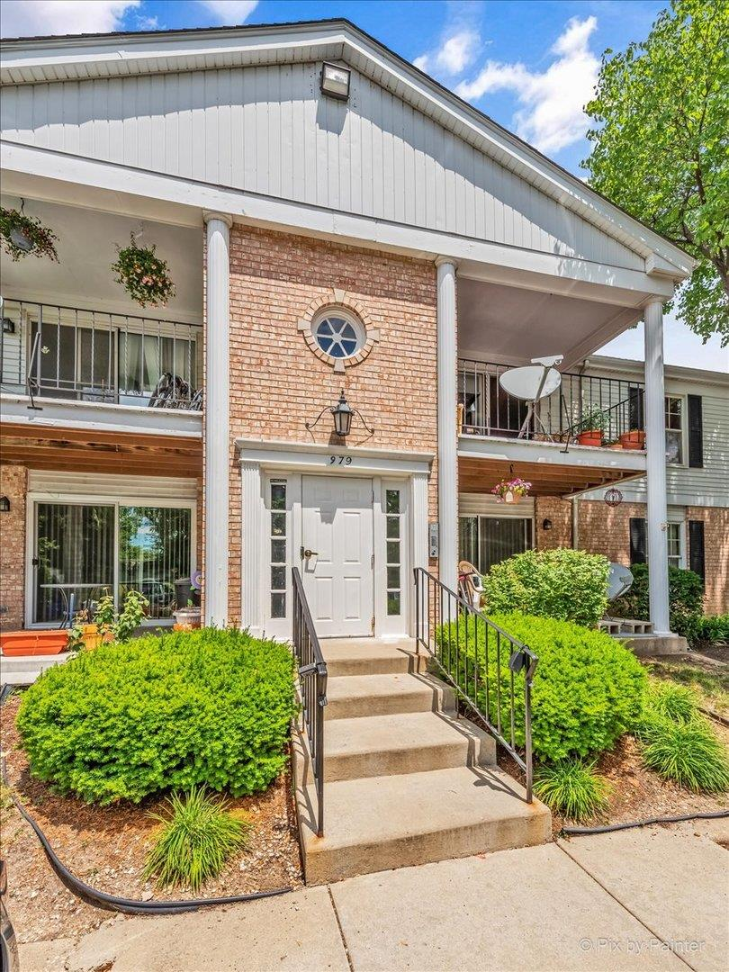 979 GOLF COURSE Road #3, Crystal Lake, IL 60014 - #: 11134005