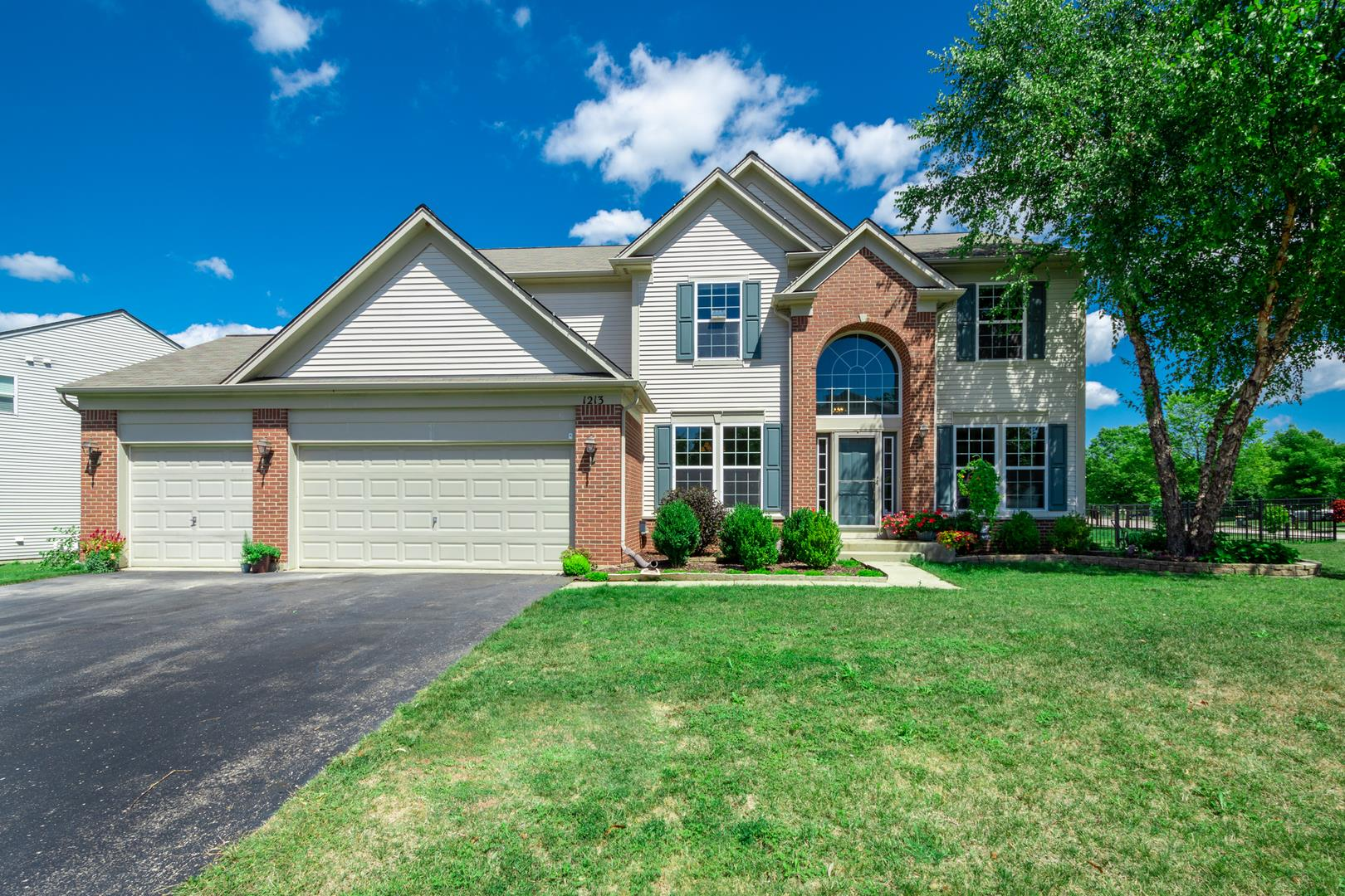 1213 Oriole Court, Antioch, IL 60002 - #: 10908008