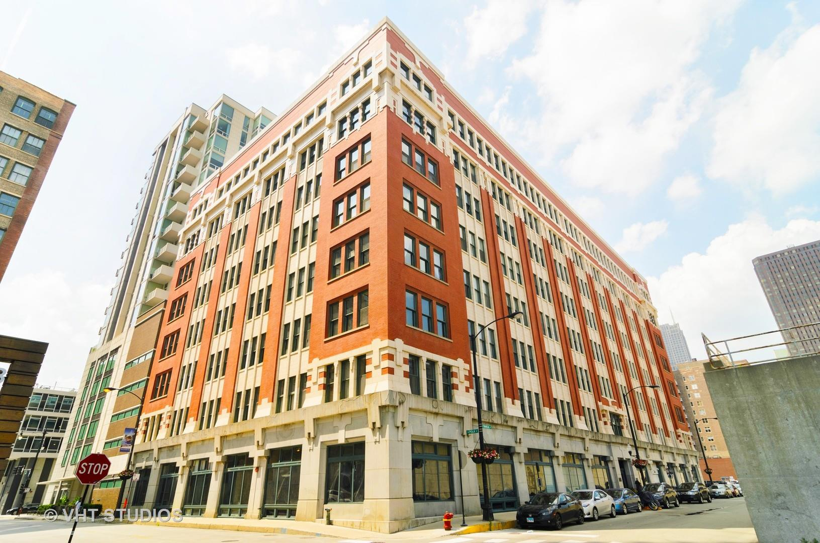 732 S FINANCIAL Place #402, Chicago, IL 60605 - #: 10889010