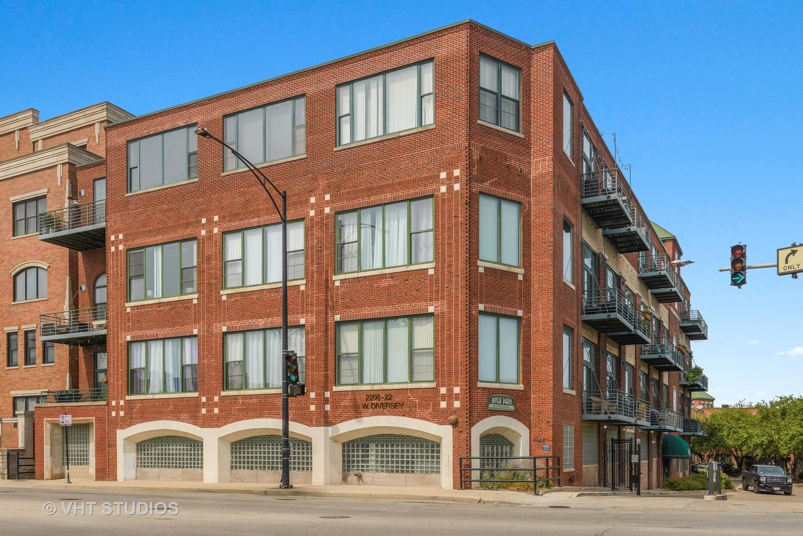 2222 W DIVERSEY Avenue #409, Chicago, IL 60647 - #: 10850011