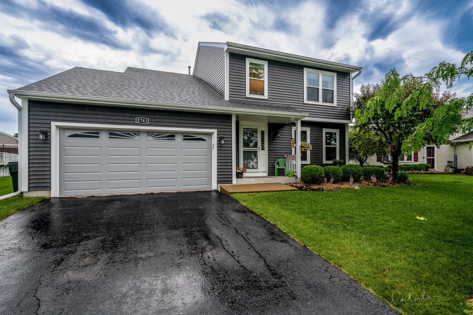 2741 Briarcliff Lane, Lake in the Hills, IL 60156 - #: 10762016