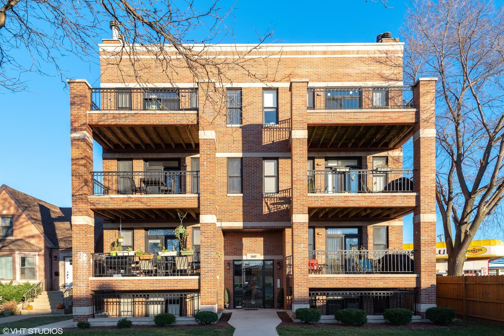 5605 N Miltimore Avenue #2N, Chicago, IL 60646 - #: 10937016