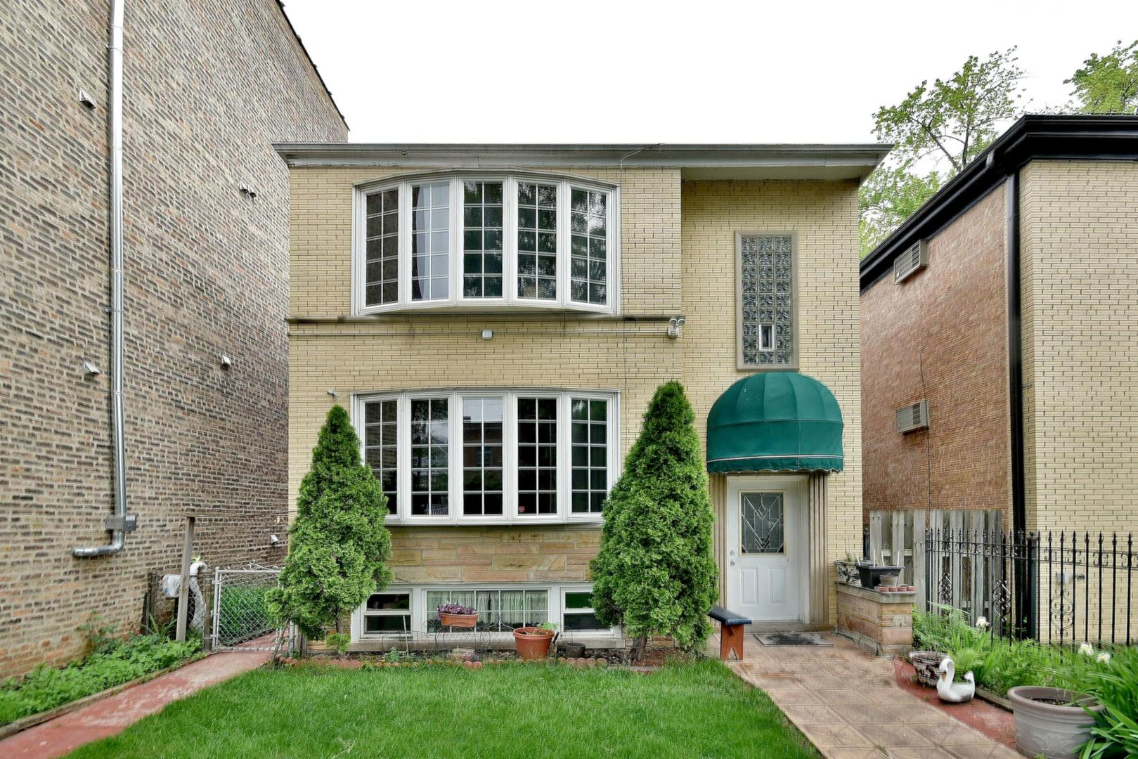 3736 W Wrightwood Avenue, Chicago, IL 60647 - #: 10920020