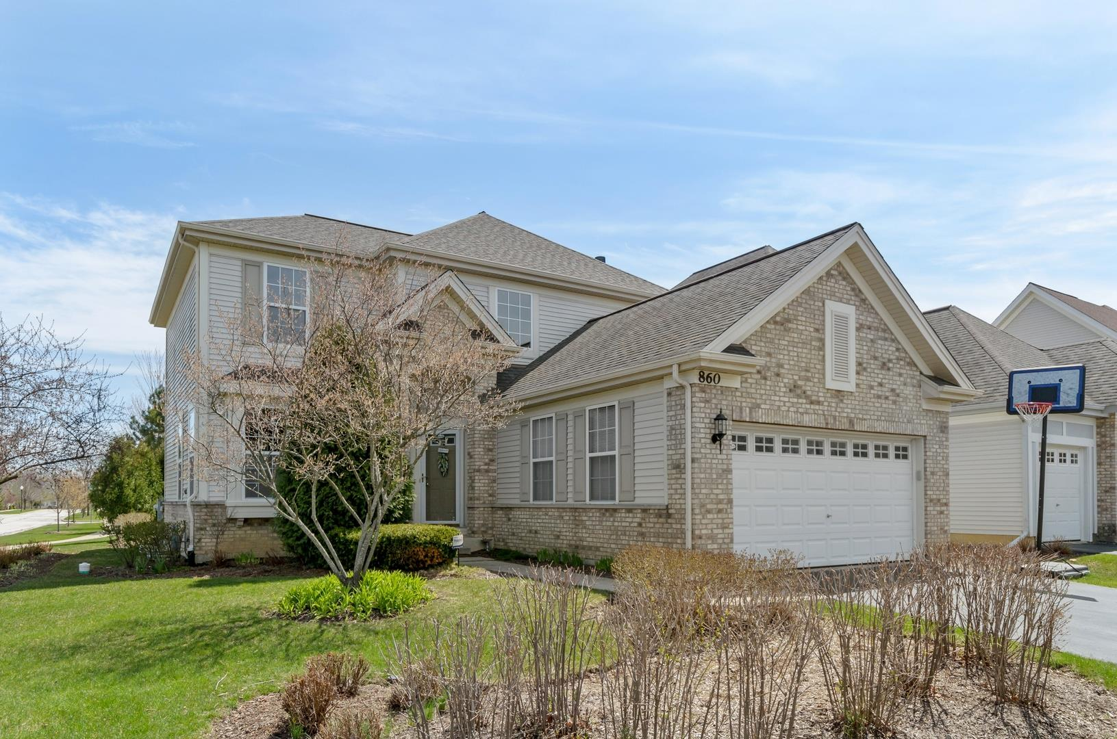 860 PETER Court, Indian Creek, IL 60061 - #: 10697021