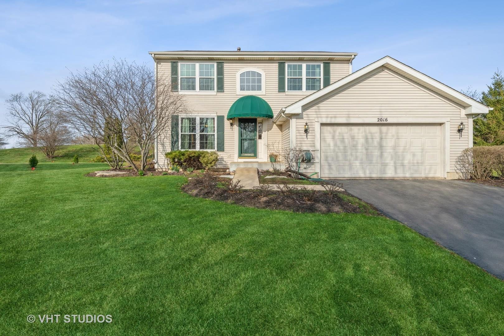 2016 Crooked Tree Court, McHenry, IL 60050 - #: 11062021