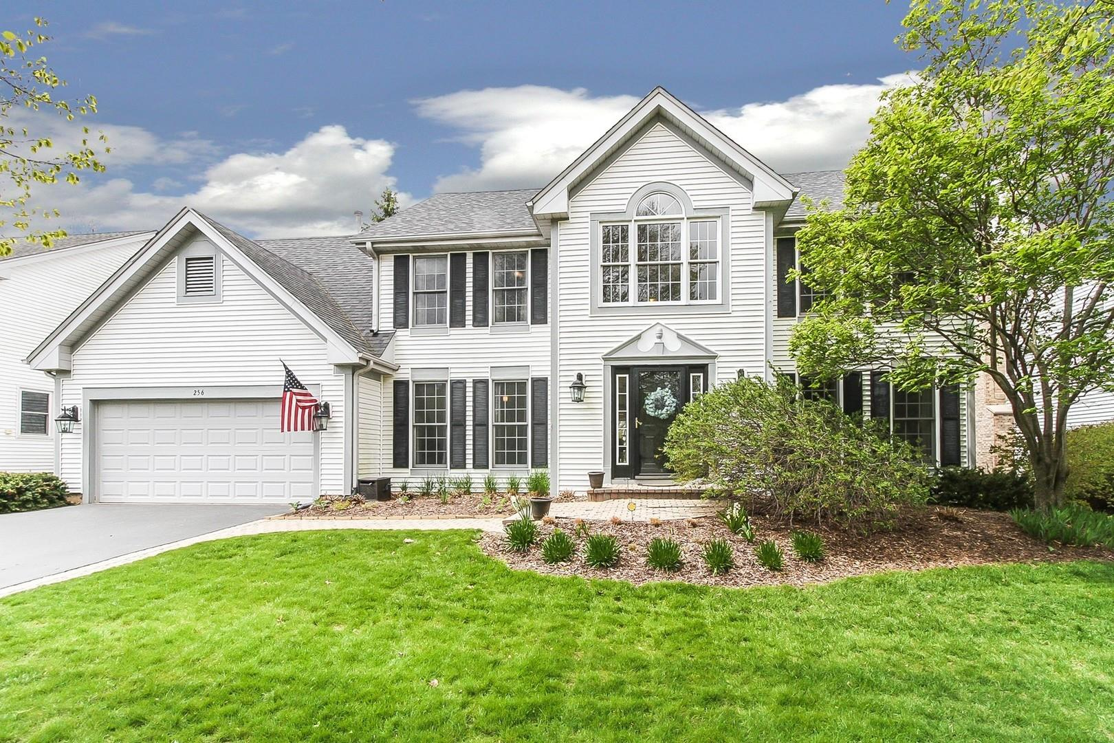 256 Moders Avenue, Cary, IL 60013 - #: 10814022