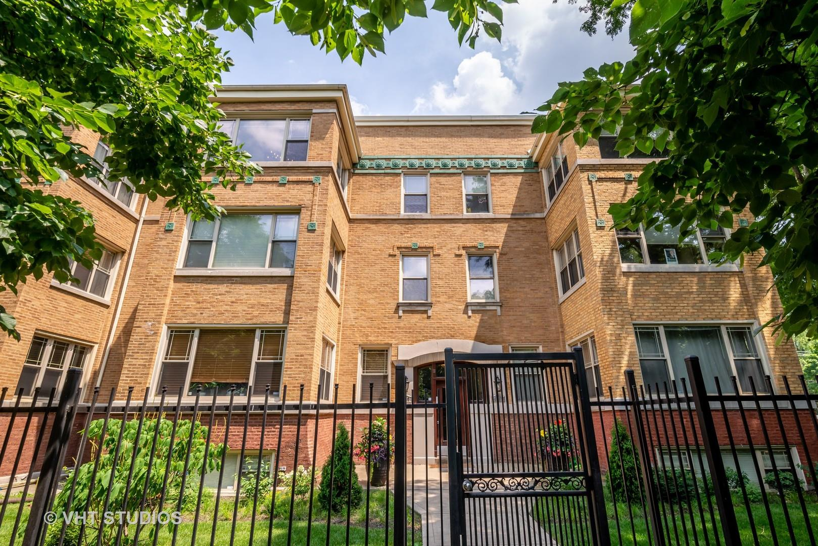 4447 N Magnolia Avenue #3, Chicago, IL 60640 - #: 10883022
