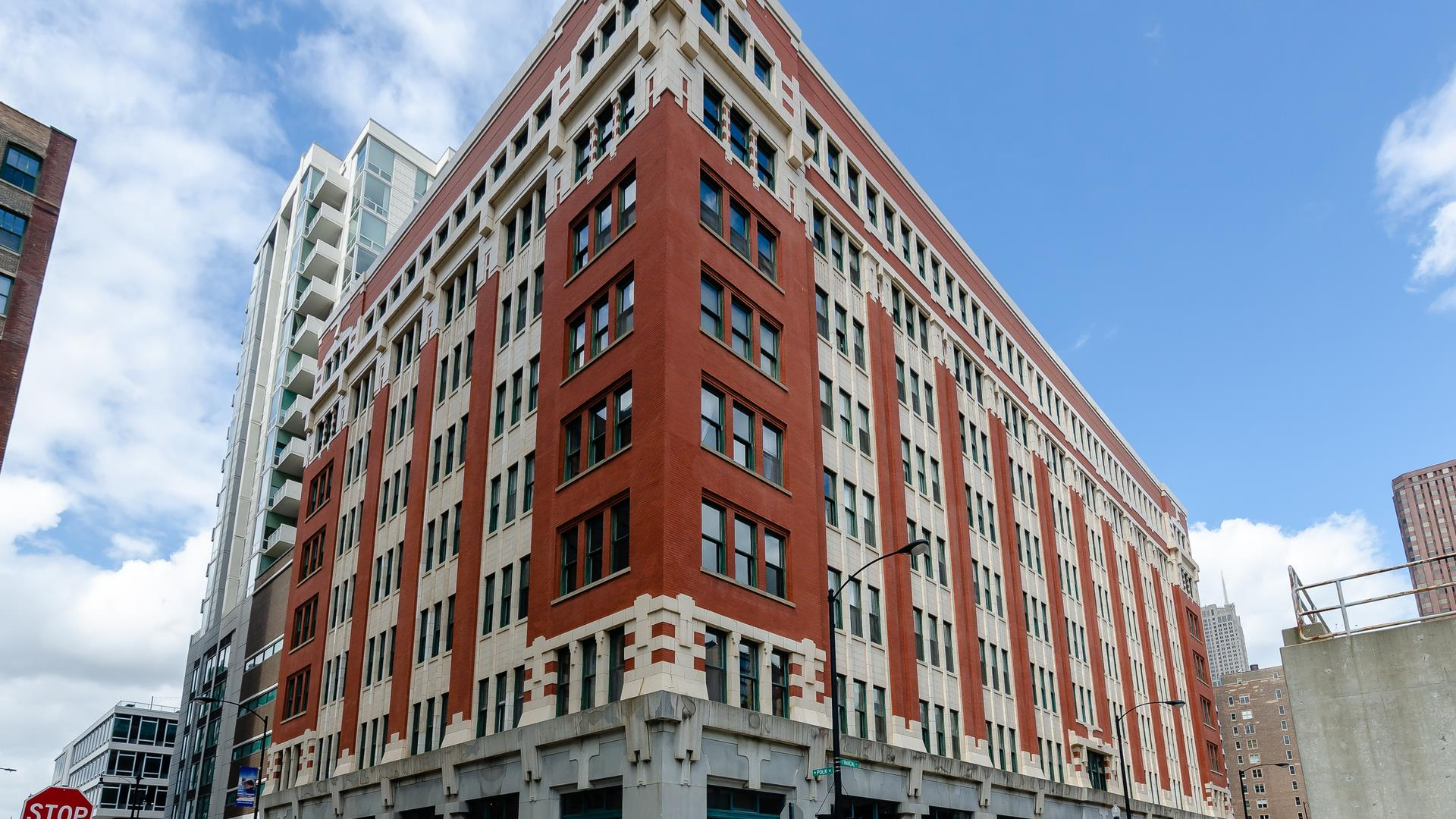 732 S Financial Place #102, Chicago, IL 60605 - #: 11033022