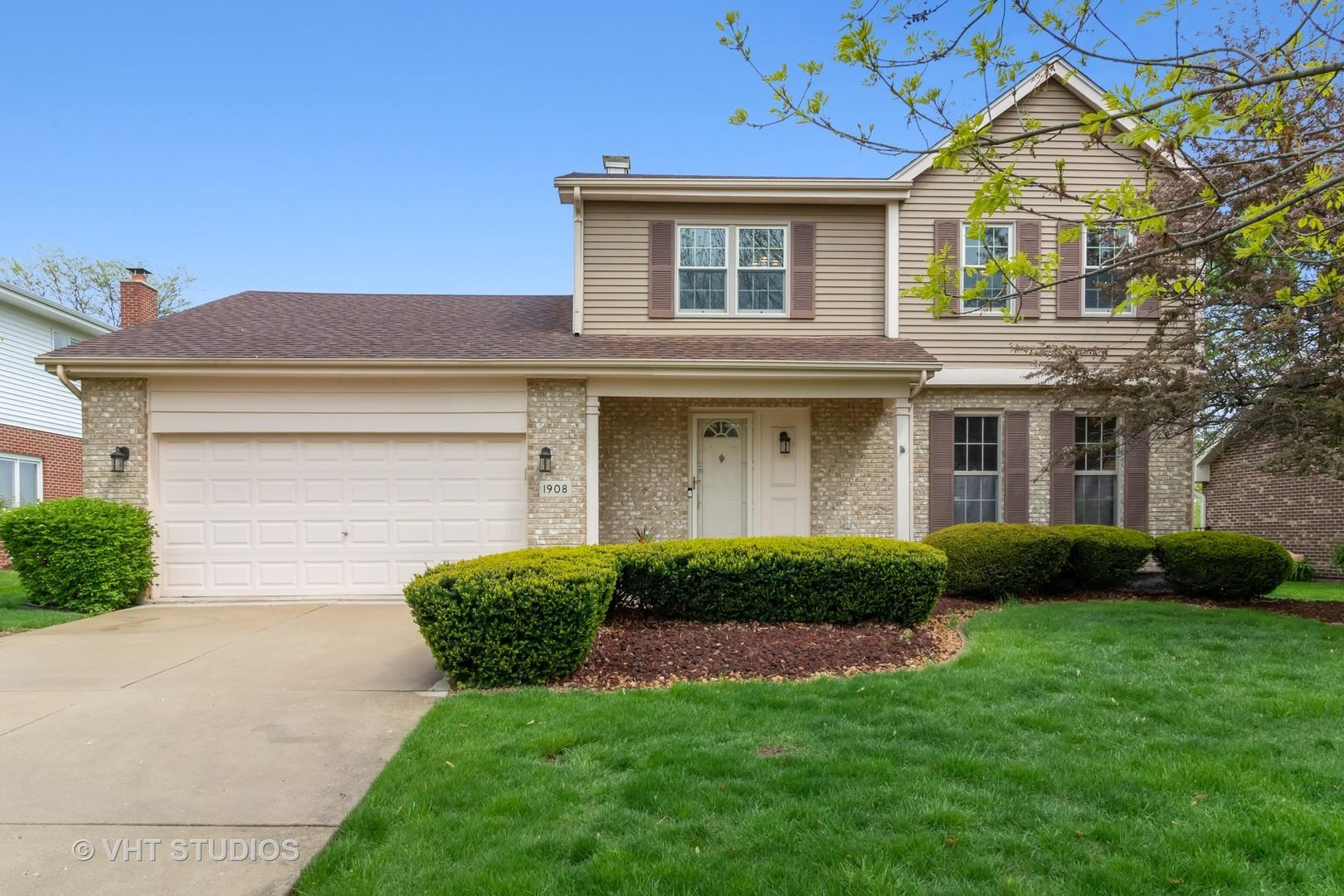 1908 Chippingham Road, Woodridge, IL 60517 - #: 11086022