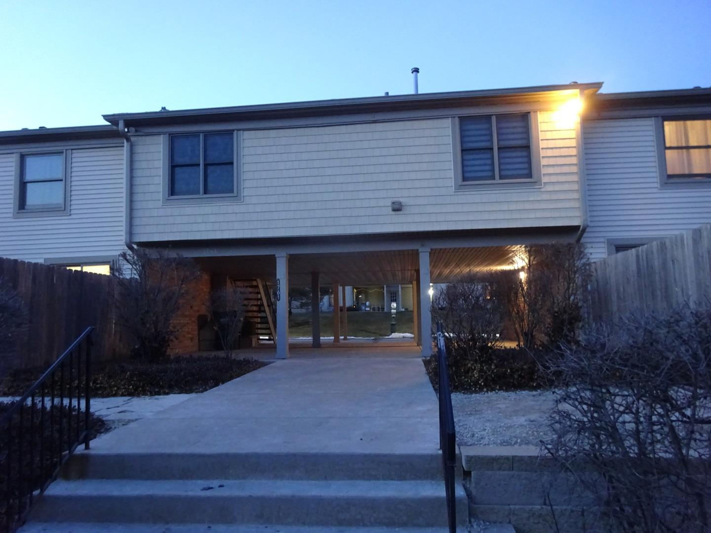 1761 Bristol Walk #1761, Hoffman Estates, IL 60169 - #: 10990026