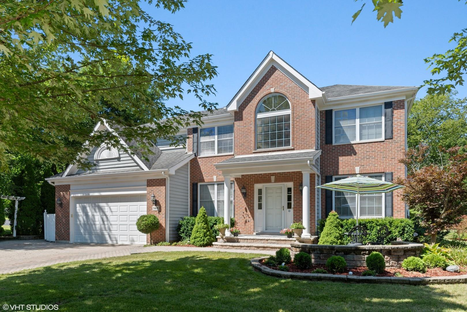 140 W Sycamore Court, Palatine, IL 60067 - #: 11087027