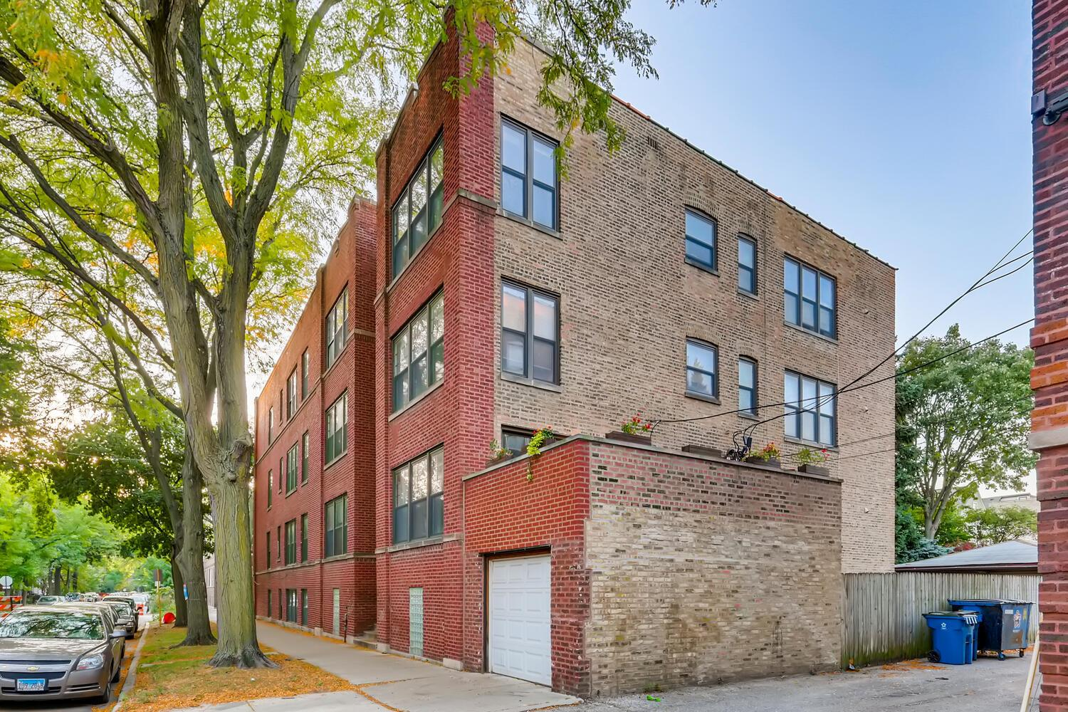 2446 W Leland Avenue #1, Chicago, IL 60625 - #: 10897028