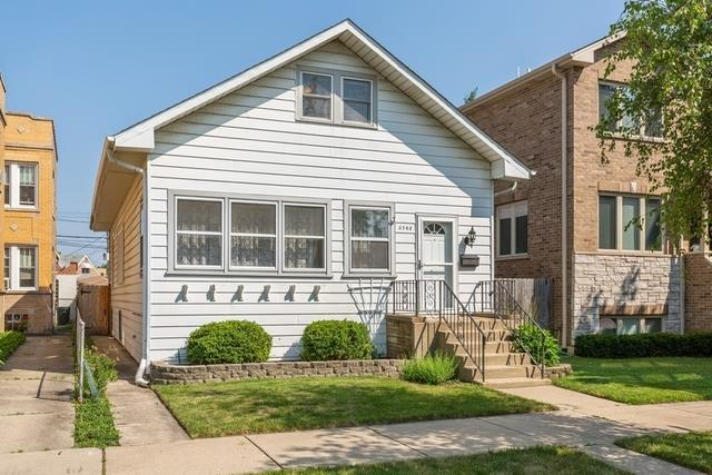 6348 W Huntington Street, Chicago, IL 60646 - #: 10776030