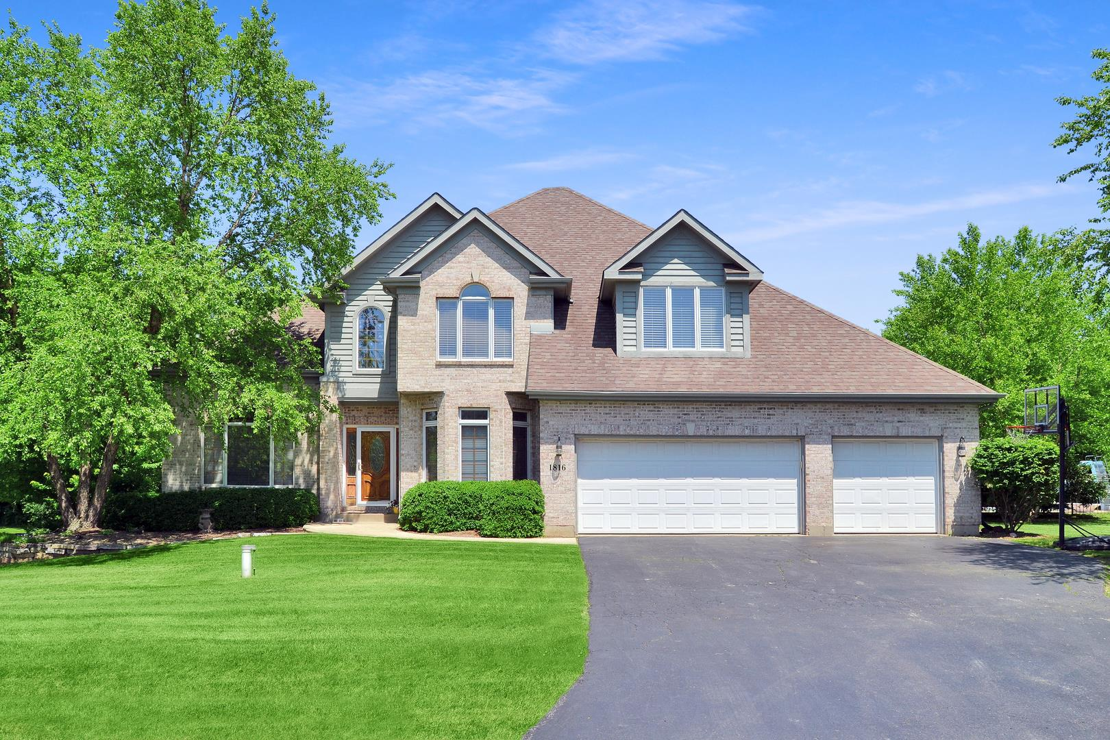 1816 Anthony Lane, McHenry, IL 60051 - #: 10415031