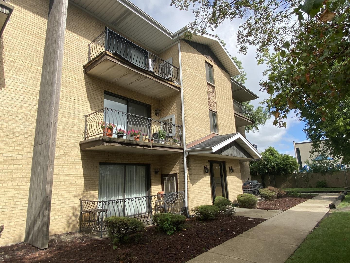 5746 W 106th Street #3D, Chicago Ridge, IL 60415 - #: 10787031
