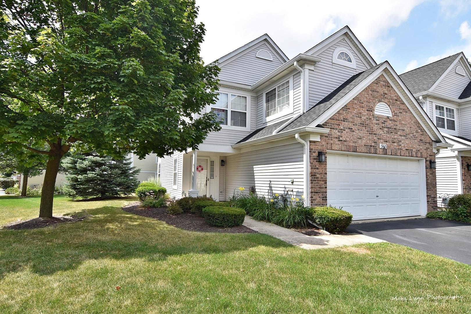 960 Ainsley Drive #960, West Chicago, IL 60185 - #: 10467033