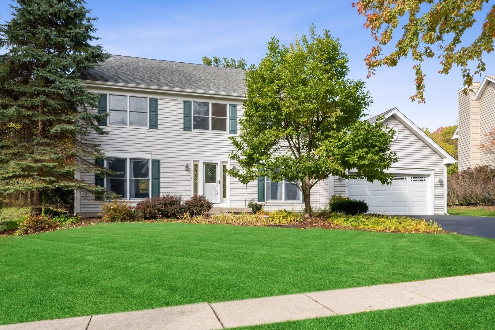 1138 Pember Circle, West Dundee, IL 60118 - #: 10557034