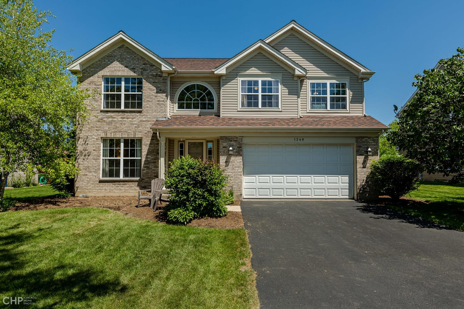 1340 White Chapel Lane, Algonquin, IL 60102 - #: 10744035