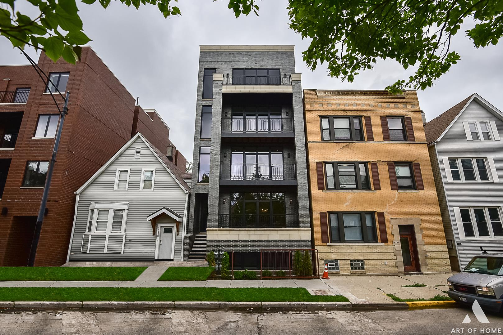 3728 N Ashland Avenue #2, Chicago, IL 60613 - #: 10990035