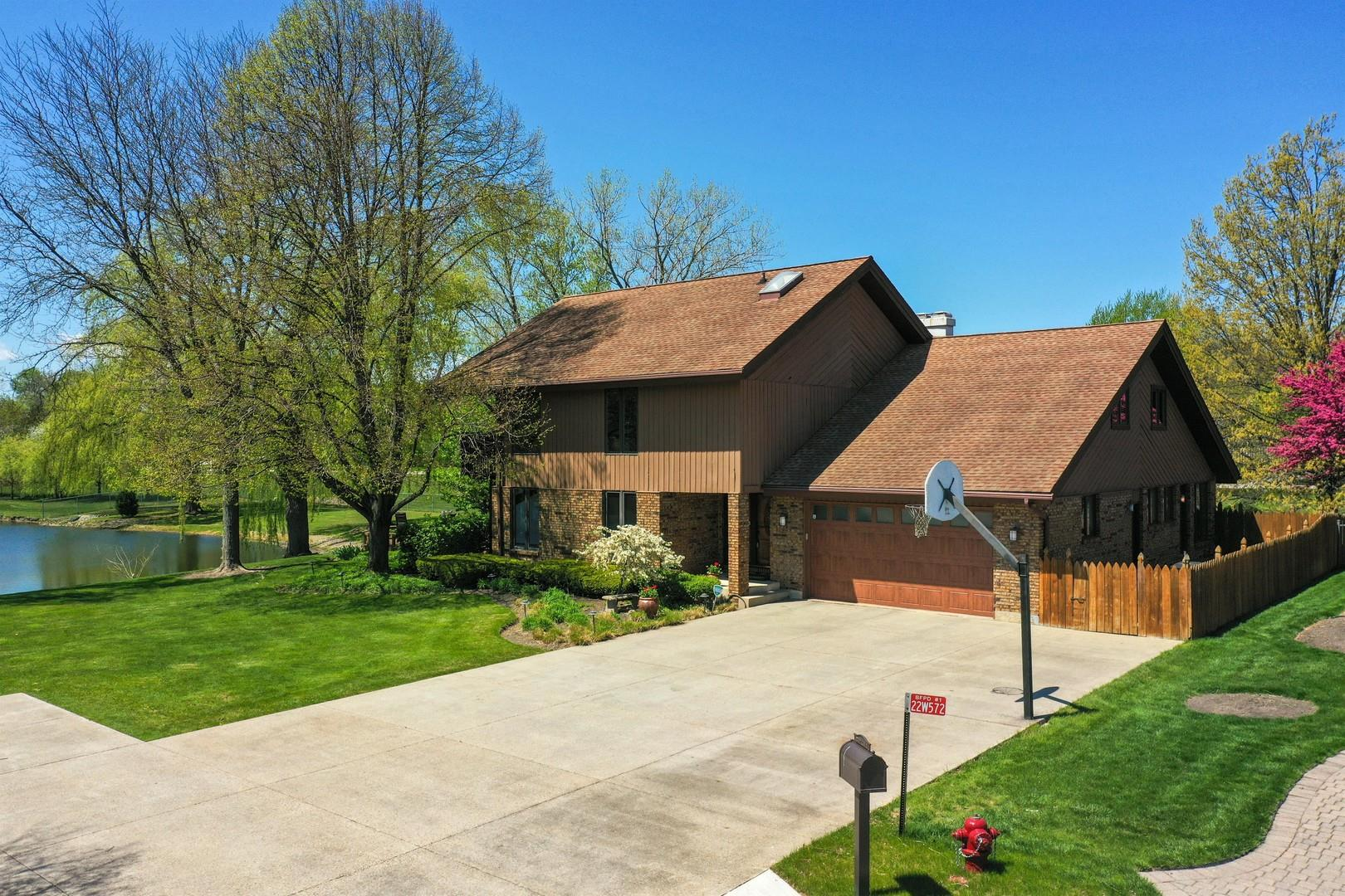 22W572 Glen Court, Medinah, IL 60157 - #: 11073035