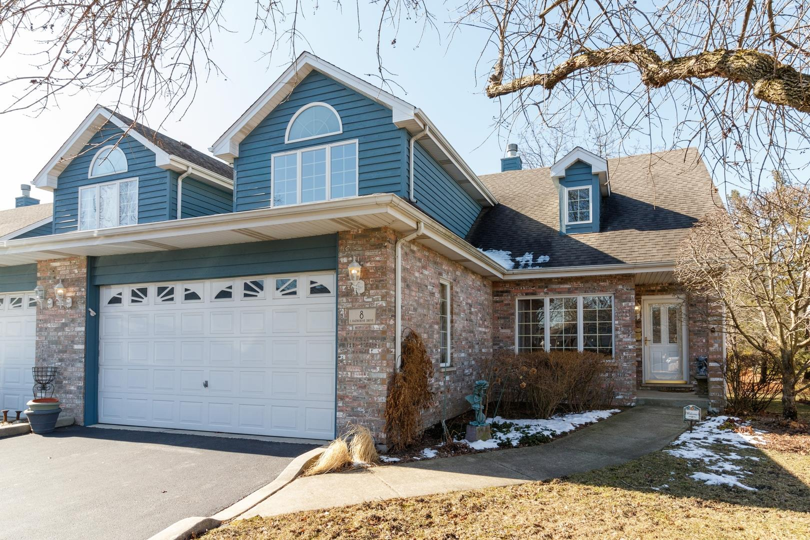 8 Lake Katherine Drive, Palos Heights, IL 60463 - #: 10716036