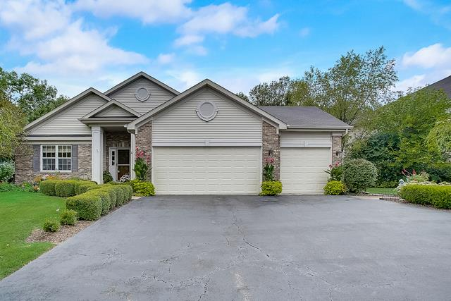 688 N Overlook Trail, Round Lake, IL 60073 - #: 10837037