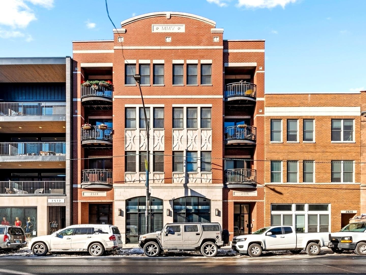 2516 N HALSTED Street #2S, Chicago, IL 60614 - #: 10998037