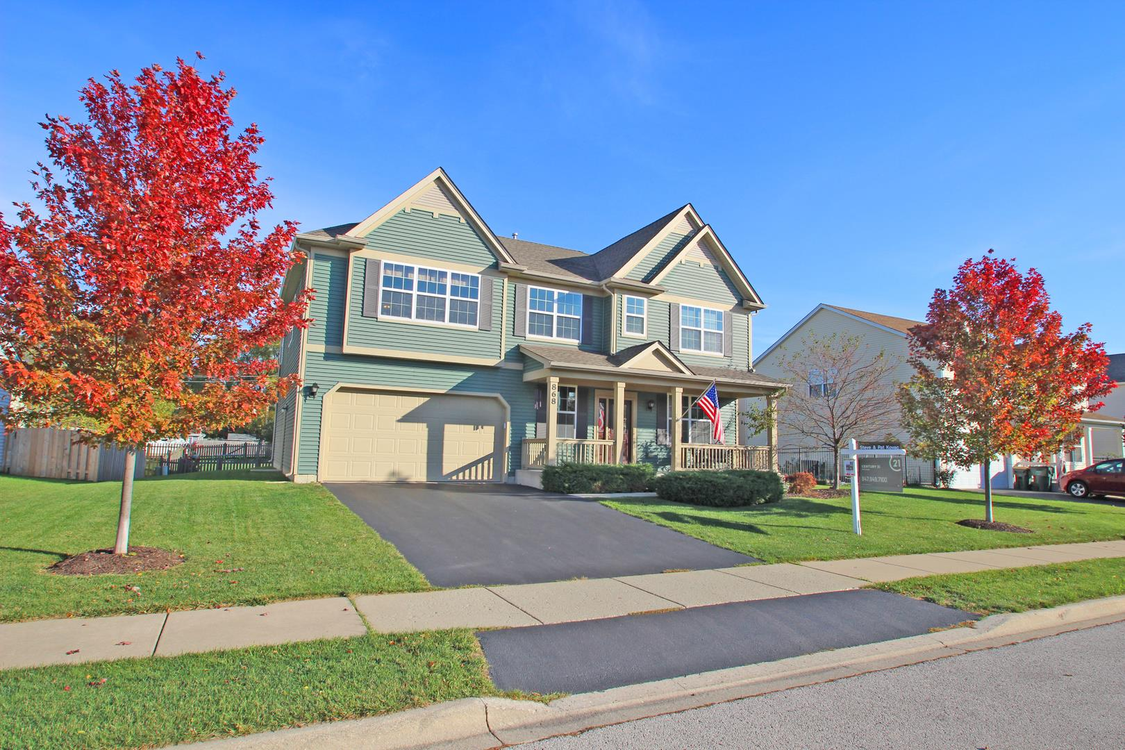 868 Tall Grass Lane, Mundelein, IL 60060 - #: 10842039