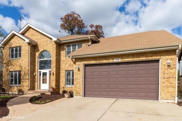 135 Elizabeth Court, Wood Dale, IL 60191 - #: 10908039
