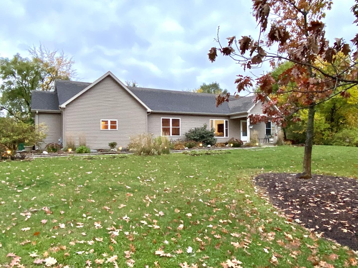 24763 W Monaville Road, Lake Villa, IL 60046 - #: 10916039