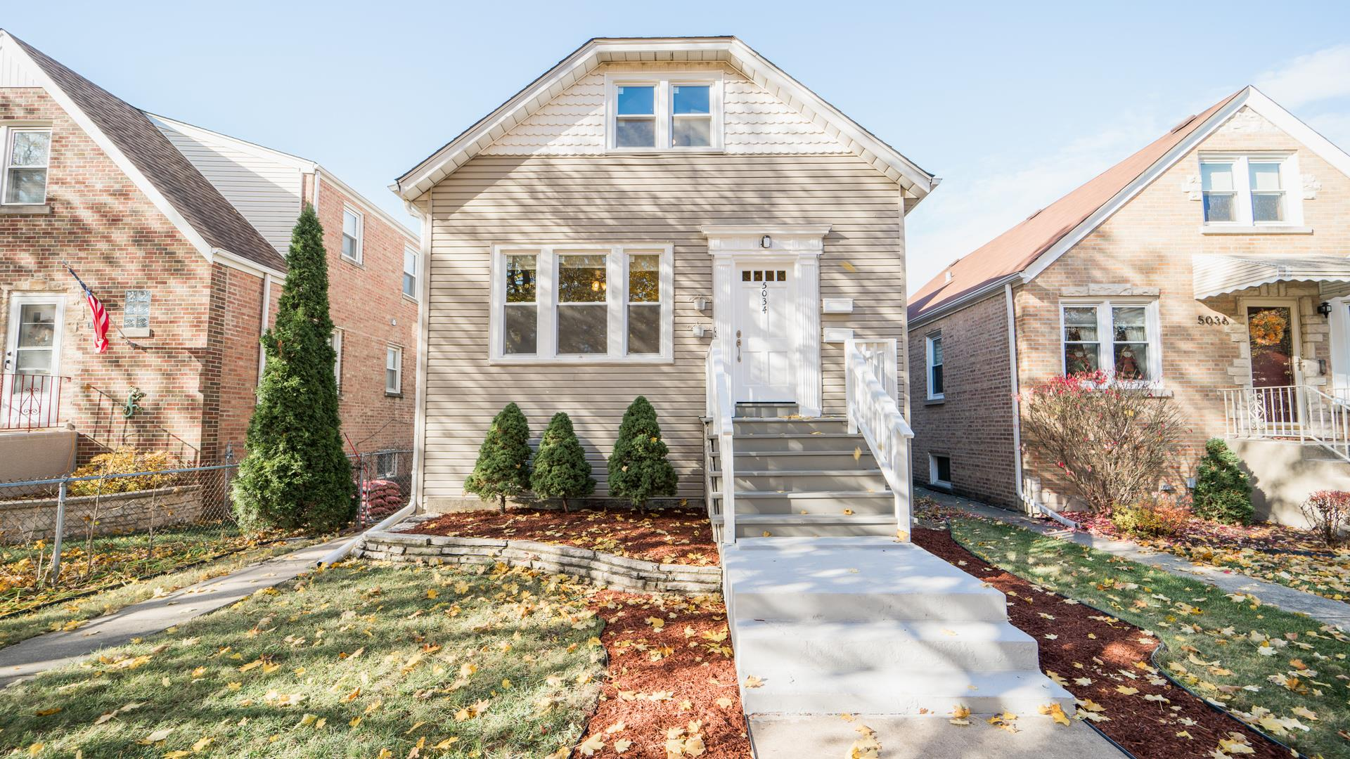 5034 N Meade Avenue, Chicago, IL 60630 - #: 10930040