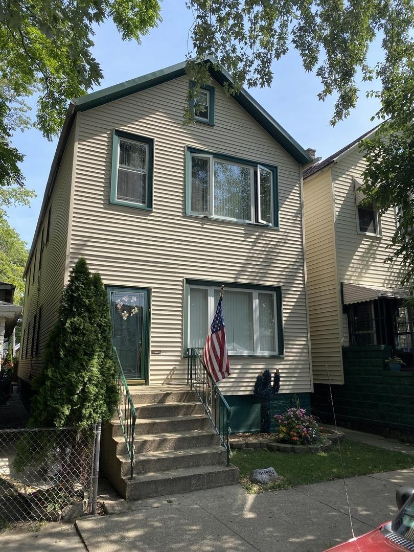 4827 S Loomis Boulevard, Chicago, IL 60609 - #: 10937040