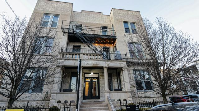 1714 W Leland Avenue #2F, Chicago, IL 60640 - #: 10740041