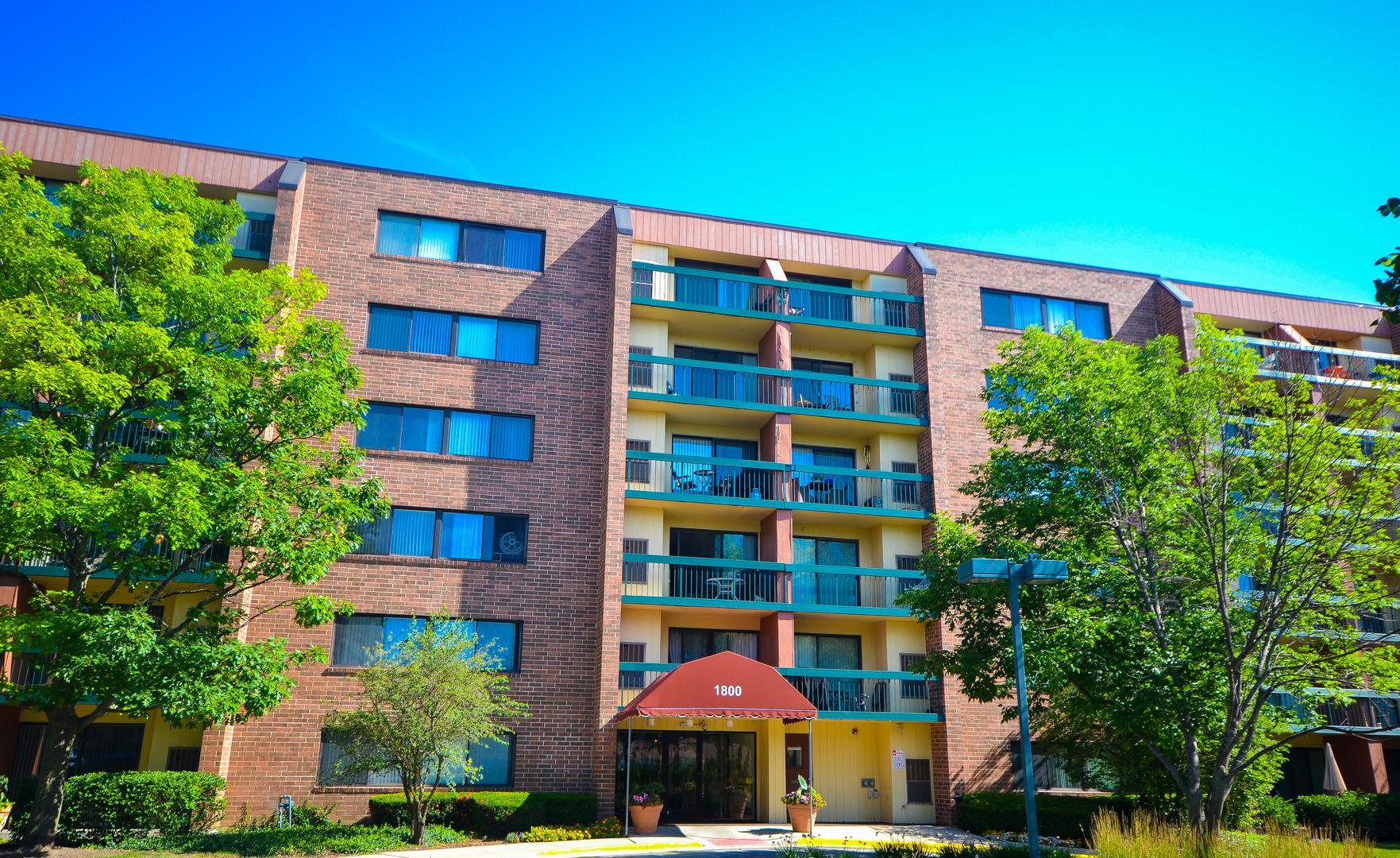 1800 Huntington Boulevard #307, Hoffman Estates, IL 60169 - #: 10756041