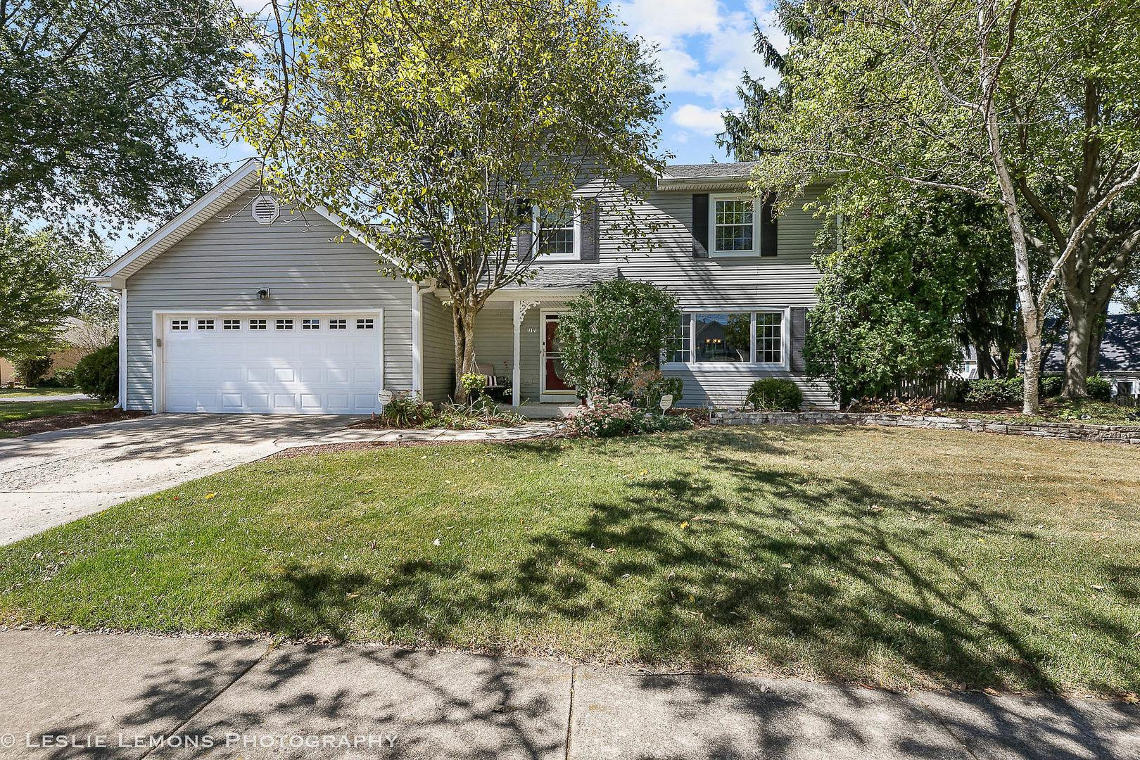 1517 E Bailey Road, Naperville, IL 60565 - #: 10850043