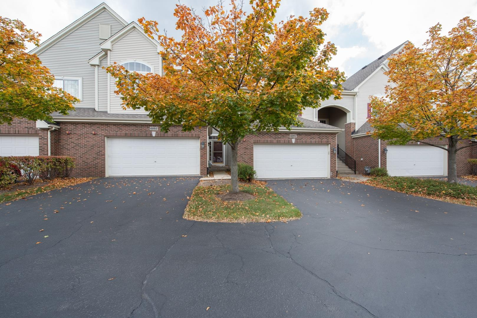 6093 Delaney Drive #21-2, Hoffman Estates, IL 60192 - #: 10912043