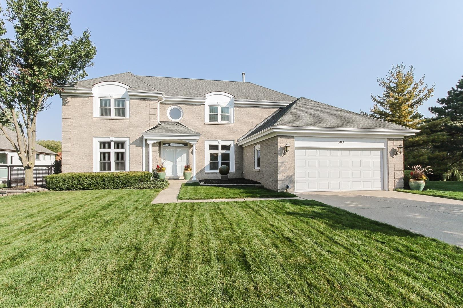 303 Needham Drive, Bloomingdale, IL 60108 - #: 10861044