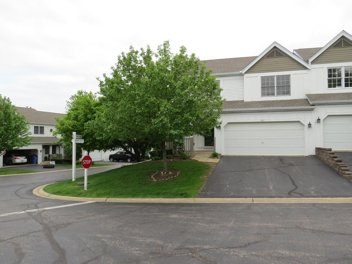 401 Spring Court W, Carpentersville, IL 60110 - #: 10727045