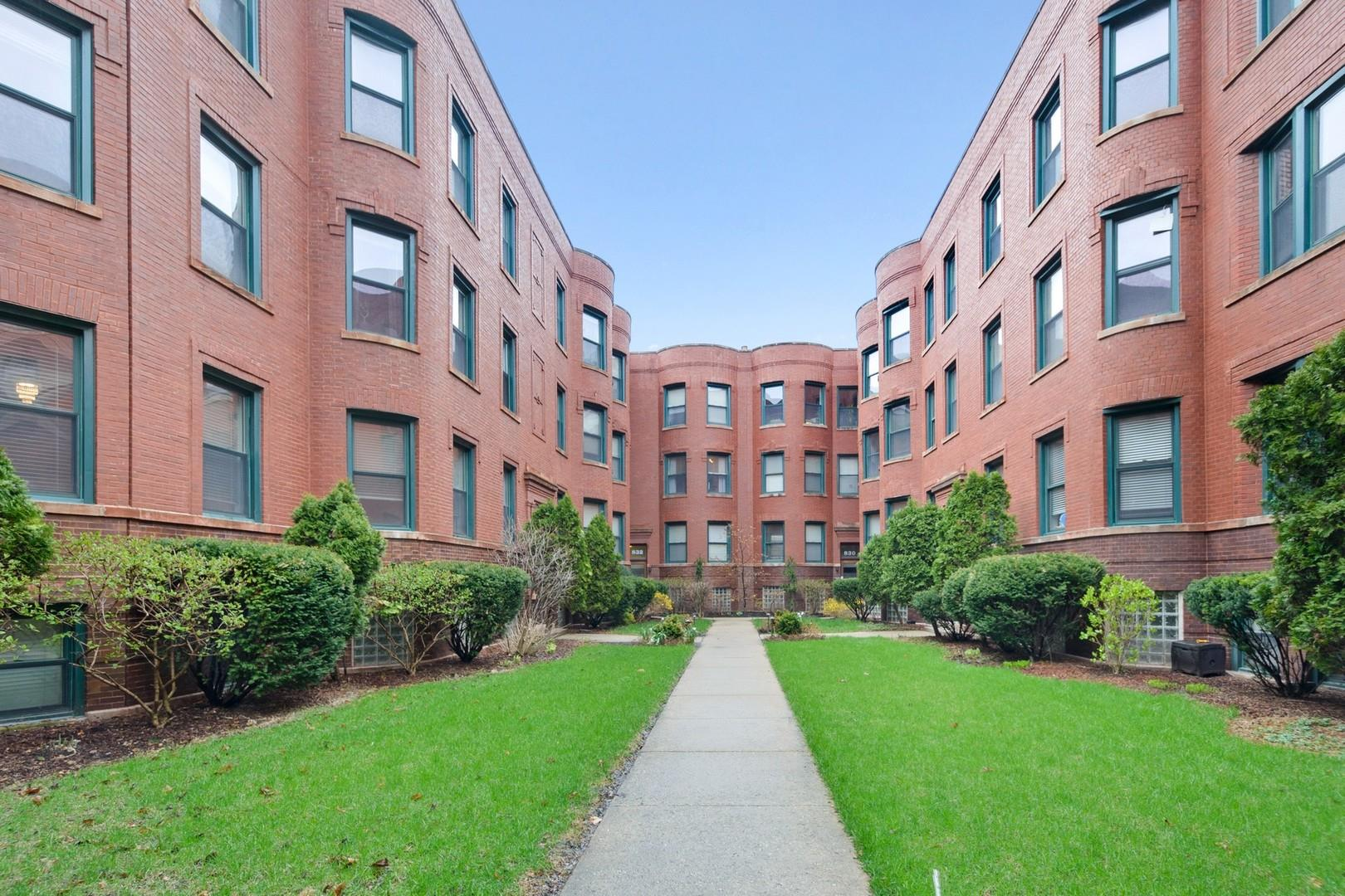 830 W LAKESIDE Place #2S, Chicago, IL 60640 - #: 10701046