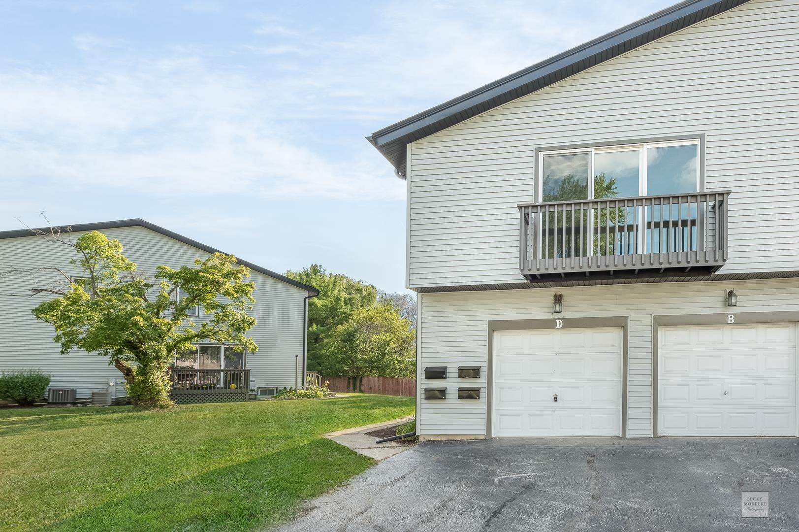 1886 Carnation Court #D, Aurora, IL 60506 - #: 10806046